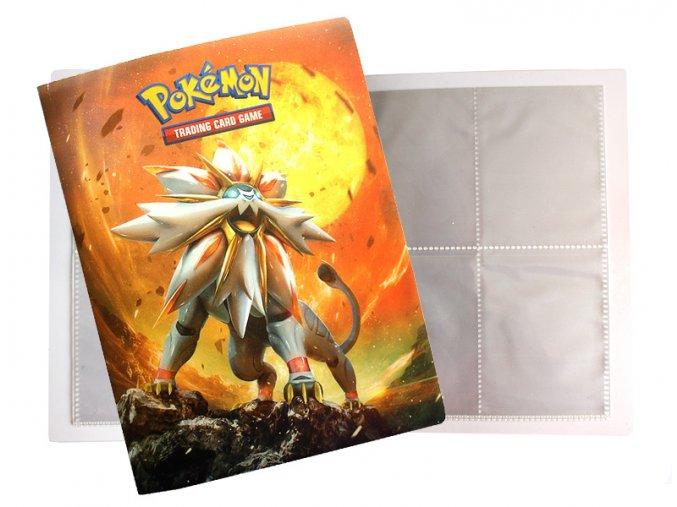 Album na sběratelské karty Pokemon 03A
