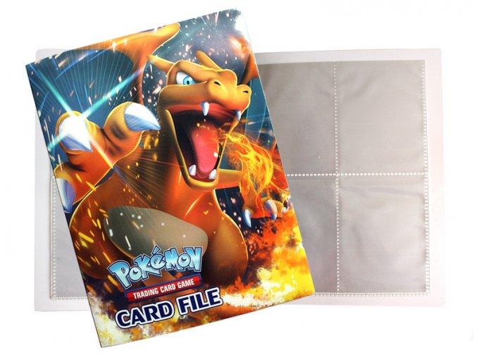 Album na sběratelské karty Pokemon 09A