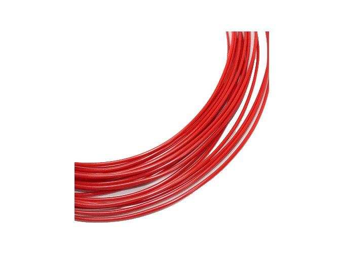 Struna filament pro 3D pera červená 3