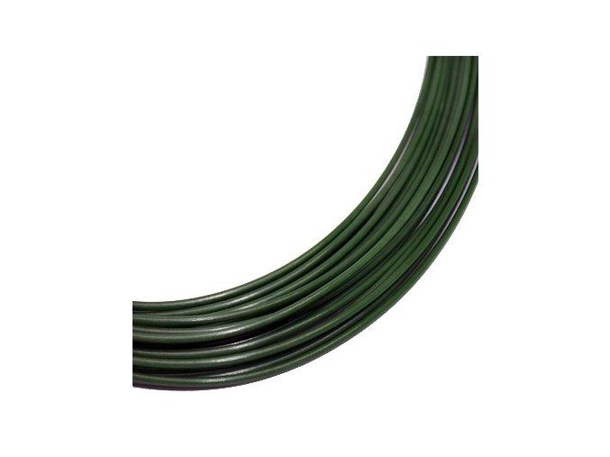 Struna filament pro 3D pera zelená tm3