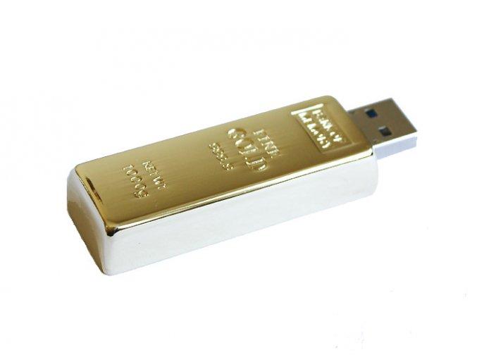 USB disk 3.0 Gold cihla 01