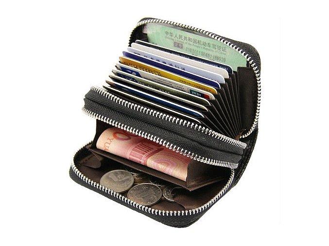 RFID pouzdra na karty Business Double 0