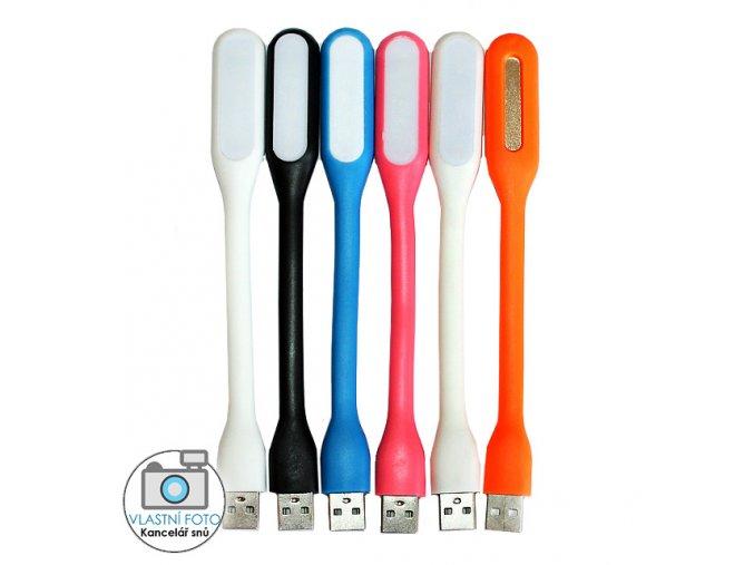 USB lampička pro powerbanky typ Xiaomi