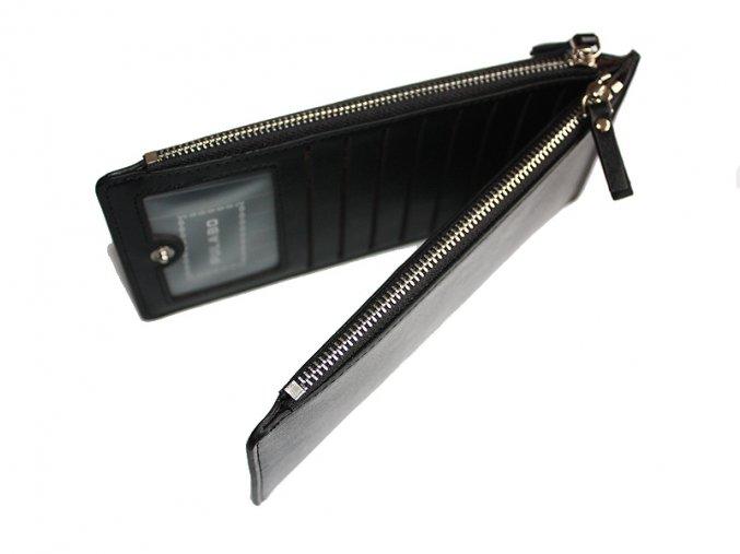 PULABO peněženka černá 04