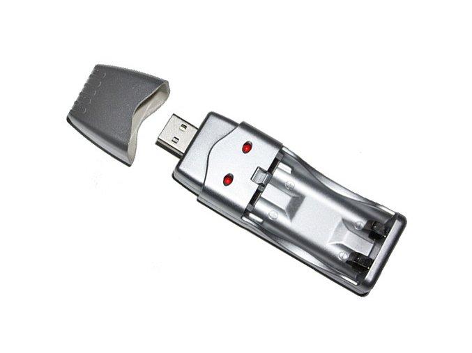 USB nabíječka na baterie 03