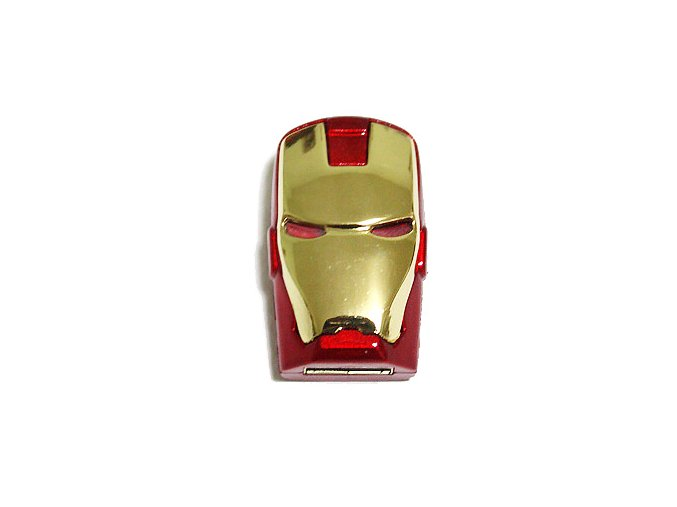 USB flash Iron Man Head 04