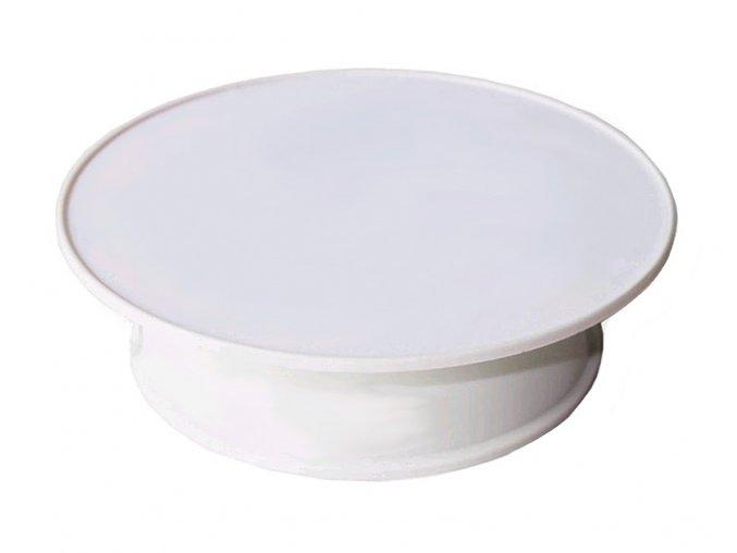 Rotační talíř pro 3D fotografie bílý 01