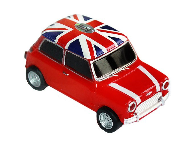USB flash disk auto MiniCooper 09