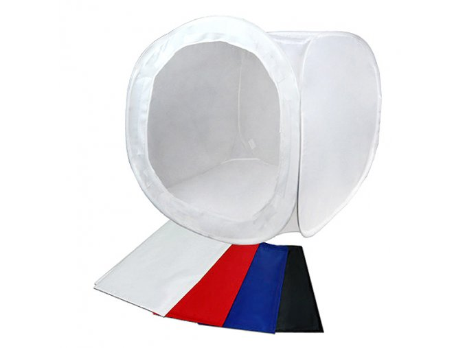 Fotobox látkový stan na fotografování 50 cm