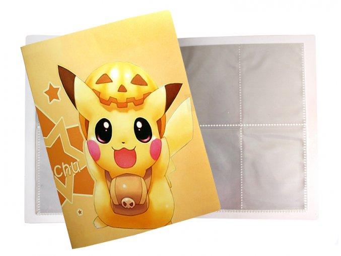Album na sběratelské karty Pokemon 19A