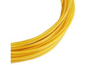Struna filament pro 3D pera zlatá