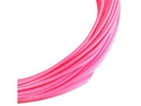 Struna filament pro 3D pera růžová sv