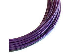 Struna filament pro 3D pera fialová 3