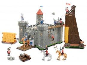 Stavebnice Hrad a rytíři 01