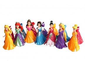 Disney princezny na klip sada 14 ks 01