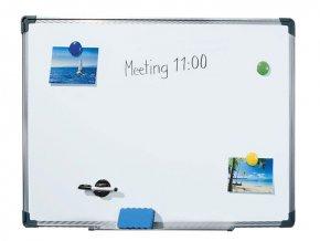 whiteboard bílá tabule 90x60 cm