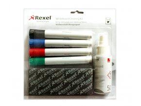 Doplňky Rexel pro whiteboardy popisovače 00