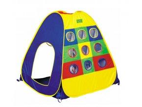 Hrací stan pro děti INDOOR Igloo 112cm 01