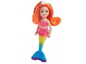 Barbie Chelsea mořská panna 2