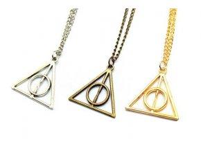 řetízek Harry Potter Relikvie smrti