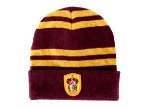 Čepice chlapecká Harry Potter Nebelvír 01