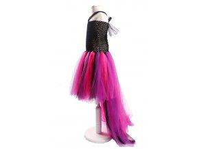 Kostým tylové dívčí šaty KSUMMEREE Rockstar 03