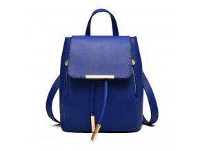 Dámský batoh ESCOLAR modrý 02