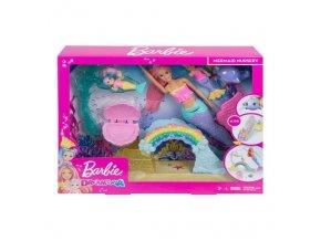 Barbie Dreamtopia Mořská panna a miminko 04