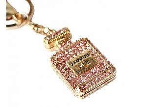 Přívěsky na klíče a kabelky Parfum No5 02