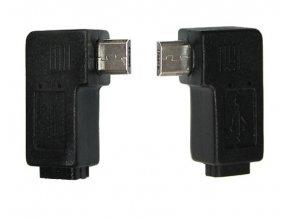 redukce L microUSB micro USB pravá levá 01