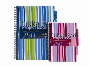 Blok Project book A5 PUKKA PAD 01
