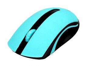 Optická bezdrátová myš FANTECH 1600DPI modrá 03