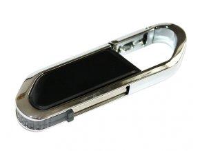 USB flash disk 8GB černá karabina 01