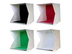 Foto box 4 barvy pozadí 01