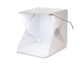Fotobox malý s LED osvětlením 01
