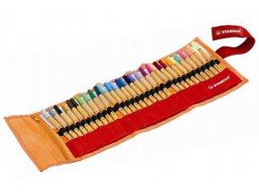Linery Stabilo Point 88 30 barev v pouzdru 01
