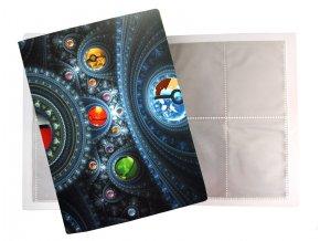 Album na sběratelské karty Pokemon 17A